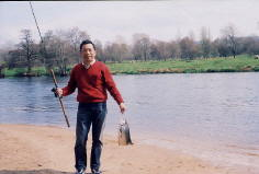 Fishing in